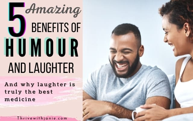 5 reasons why laughter is good for you