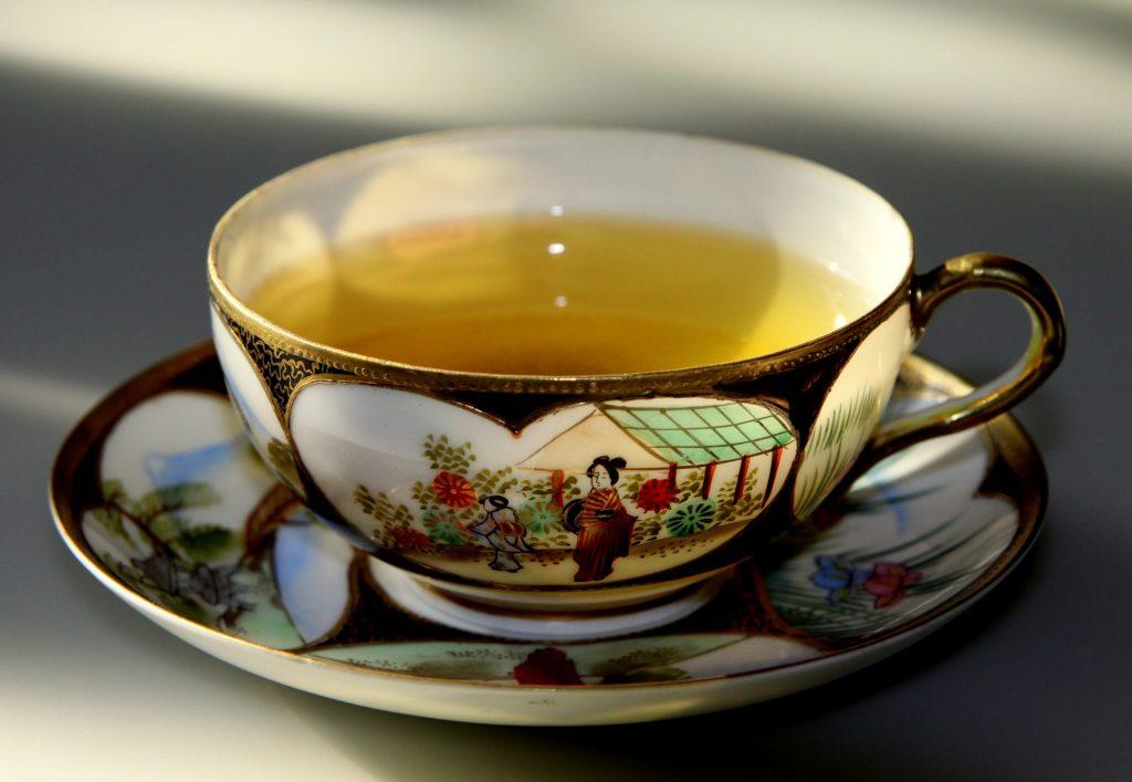 green tea for brain health