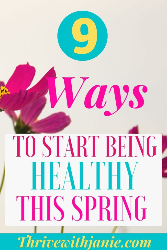 how to spring clean your life naturally