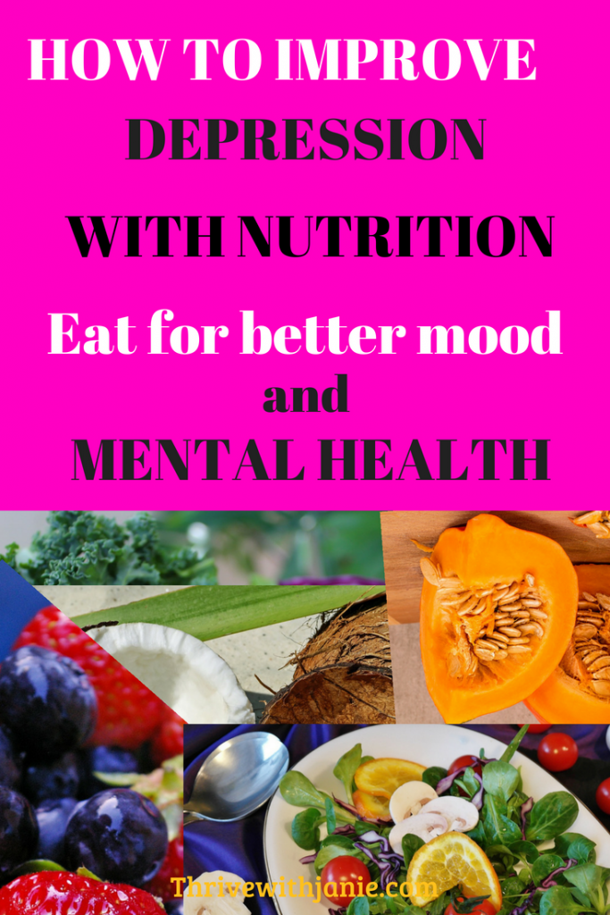 food for depression and mental health