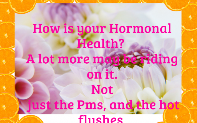 balnce your hormones naturally