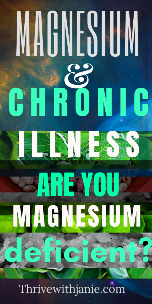 you may be deficint in magnesium