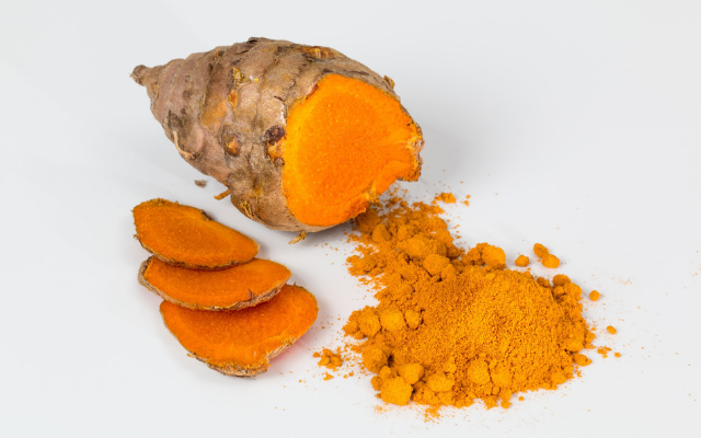 Turmeric is a strong anti inflammatory