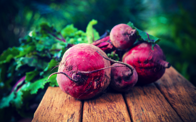 beets are food for brain health