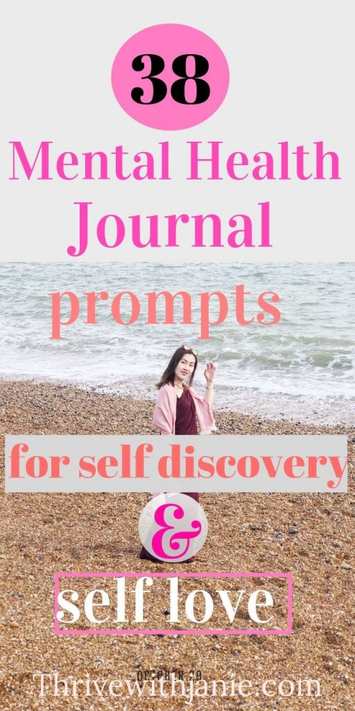 journal prompts for self love