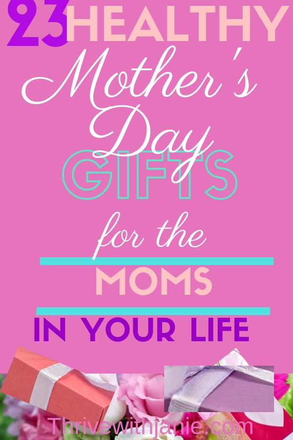 healthy gift for mothers day