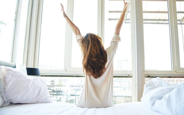 how to stay energetic all day long