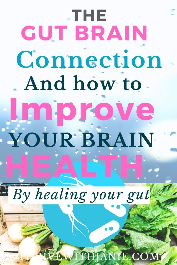 hoow to heal you gut and gut brain connection