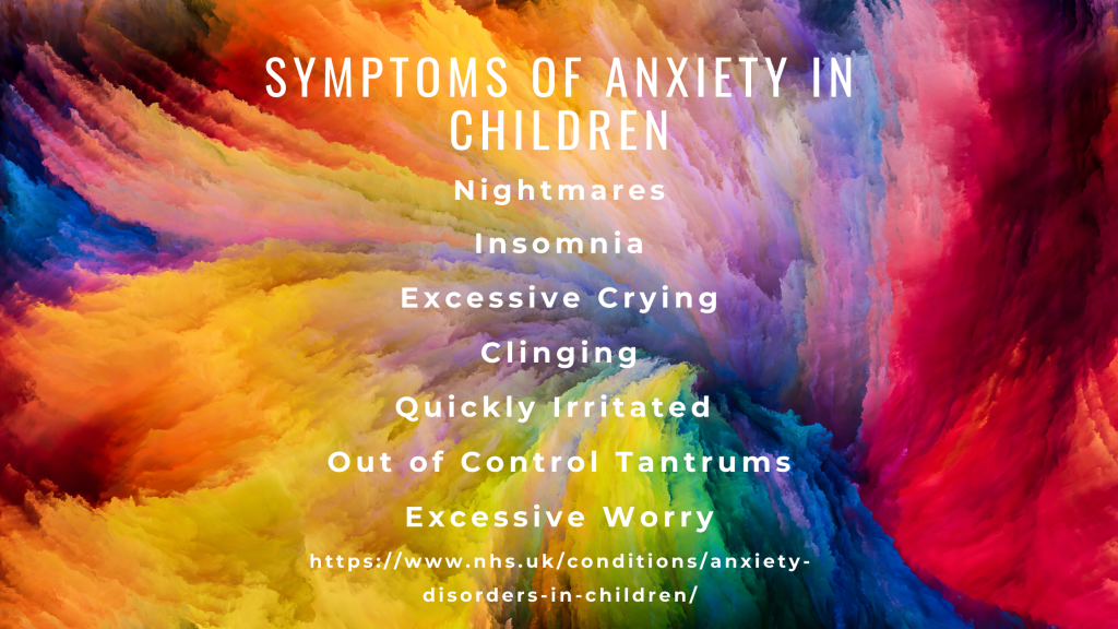 Helping your child with anxiety disorder