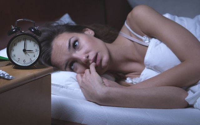 How to cope with sleep time anxiety