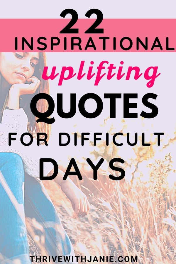 inspirational uplifting quotes for better mental health