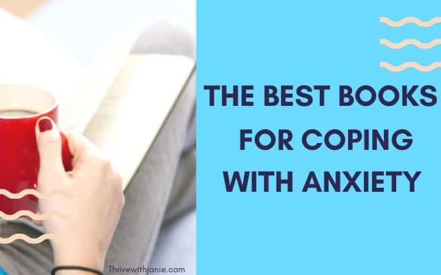 13 best books for coping with anxiety