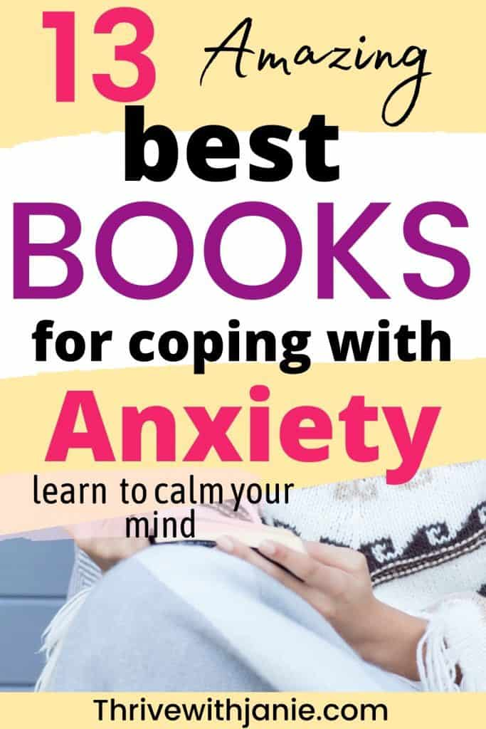 The best books for anxiety