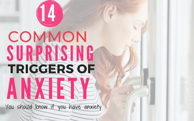 triggers of anxiety you should know
